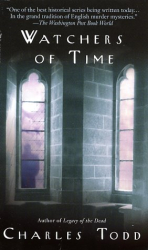 Charles Todd: Watchers of Time
