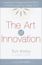 Tom Kelley: The Art Of Innovation