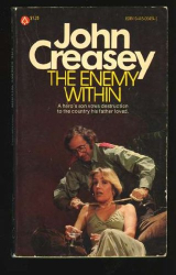 John Creasey: The Enemy Within (A Department Z story)