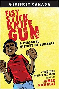 Fist Stick Knife Gun cover