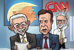 Jake Tapper Cartoon