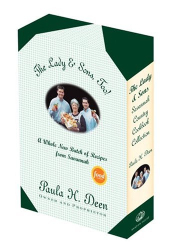 Paula H. Deen: The Lady & Sons Savannah Country Cookbook Collection