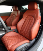 Audi-R8-in-A8-diamond-stictched-leather-seats