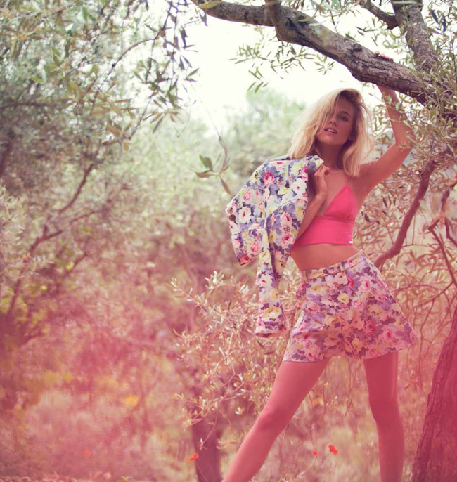 L'OFFICIEL LEVANT Tosca Dekker by David Bellemere. Amelianna Loiacono, July 2014, www.imageamplified.com, Image Amplified