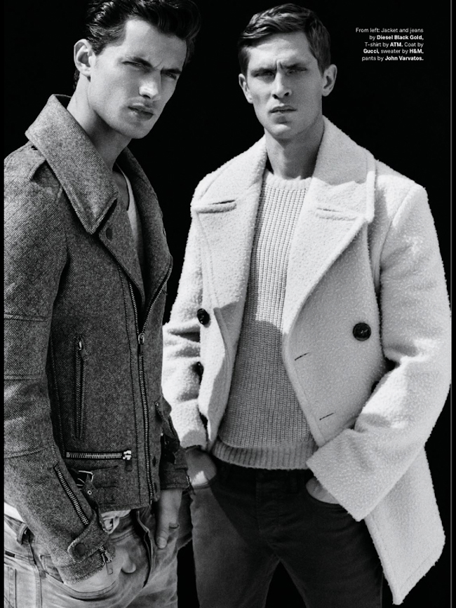 DETAILS MAGAZINE Garrett Neff, Mathias Lauridsen & Clement Chabernaud by Robert Nethery. Benjamin Sturgill, August 2014, www.imageamplified.com, Image Amplified