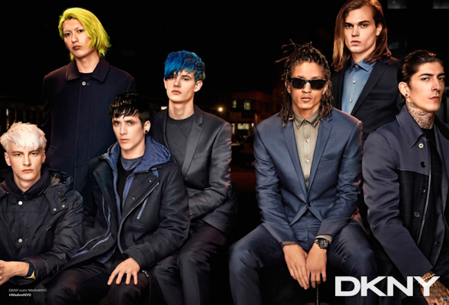 CAMPAIGN Rita Ora for DKNY Fall 2014 by Lachlan Bailey. Alastair McKimm, www.imageamplified.com, Image Amplified
