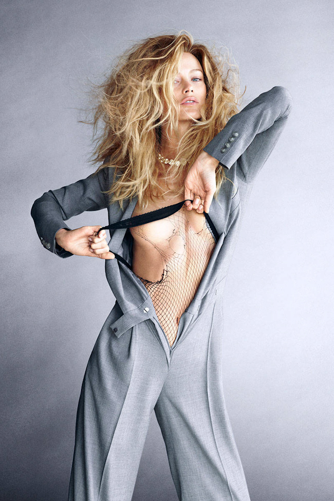 HARPER'S BAZAAR MAGAZINE ICONS by Sebastian Faena. Carine Roitfeld, September 2014, www.imageamplified.com, Image Amplified