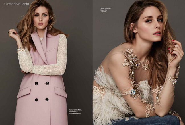COSMOPOLITAN MEXICO Olivia Palermo by Randall Slavin. Gerard Angulo, July 2014, www.imageamplified.com, Image Amplified