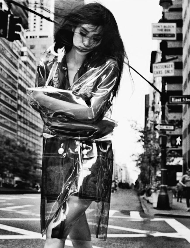 NUMERO CHINA Liu Wen in Midtown by Txema Yeste. Tim Lim, September 2014, www.imageamplified.com, Image Amplified
