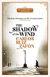 Zafon, Carlos Ruiz: The Shadow of the Wind
