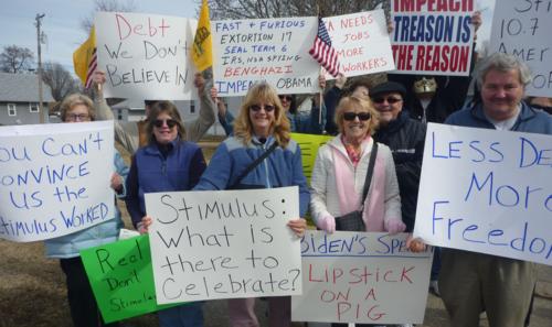 Biden protest 21914