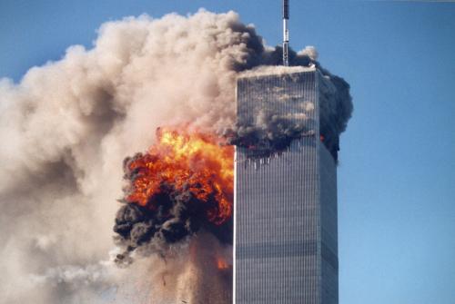 Sept 11 attacks world trade center