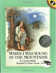 Cynthia Rylant: When I Was Young in the Mountains (Reading Rainbow Books)