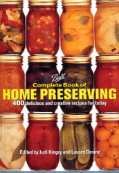 Judi Kingry: Ball Complete Book of Home Preserving