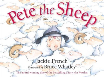 Jackie French: Pete the Sheep