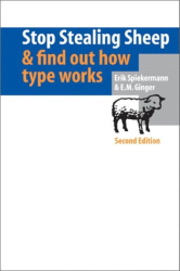 Erik Spiekermann: Stop Stealing Sheep & Find Out How Type Works (2nd Edition)