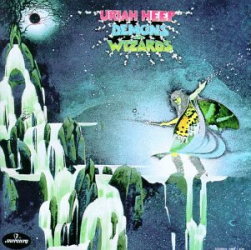 Uriah Heep - Demons & Wizards
