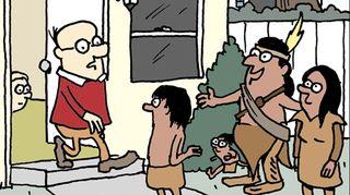 1164cbTHUMB chagrin falls - thanksgiving