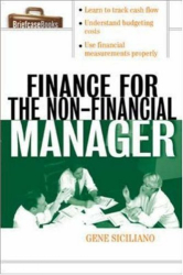 Gene Siciliano: Finance for Non-Financial Managers (Briefcase Books Series)