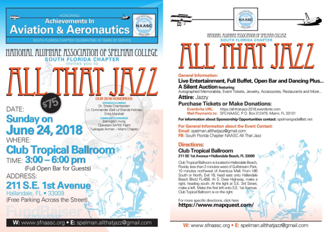 Spelman All That Jazz 2018