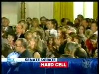 Jon Stewart and Senator Brownback: Stem Cells and the Daily Show