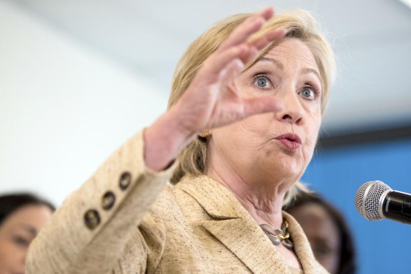 Campaign 2016 Clinton (4)