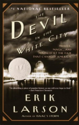 Erik Larson: The Devil in the White City:  Murder, Magic, and Madness at the Fair that Changed America