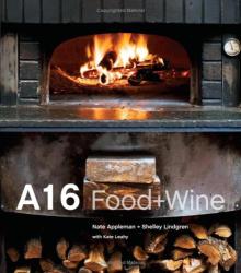 Nate Appleman: A16: Food + Wine