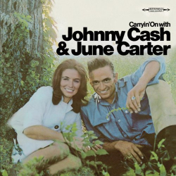 Johnny Cash & June Carter Cash - Carryin' On With Johnny Cash & June Carter