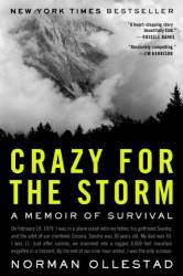 Norman Ollestad: Crazy for the Storm: A Memoir of Survival