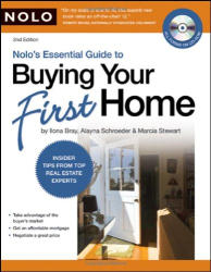 Ilona Bray J.D.: Nolo's Essential Guide to Buying Your First Home (book with CD-Rom & Audio)
