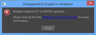 Mudbox_Error