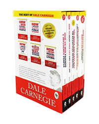Dale Carnegie: The Best of Dale Carnegie (Set of 5 Books)