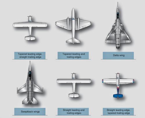 Wing design