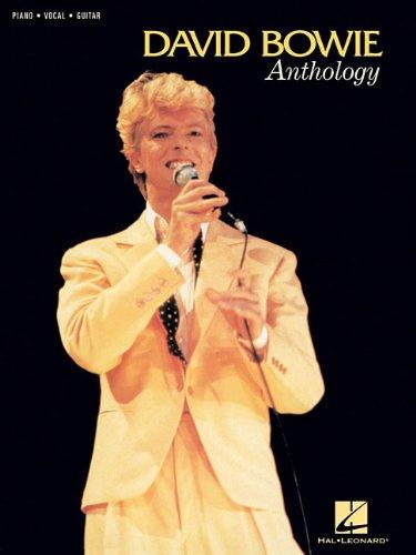Score David Bowie Anthology (Piano, Vocal, Guitar)