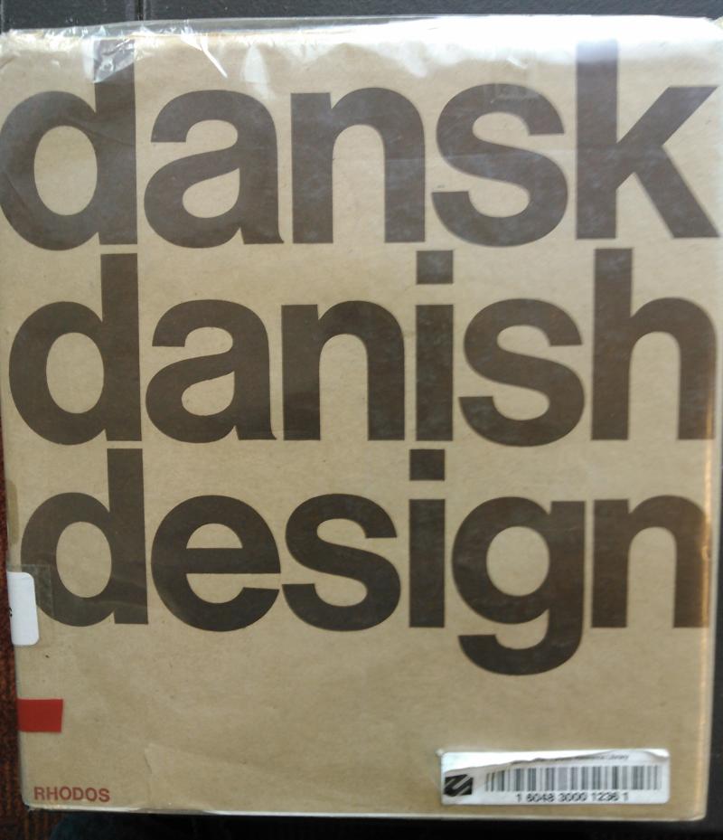 Dansk Danish Design Book 1975