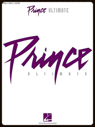 Ultimate (Sheet Music) by Prince