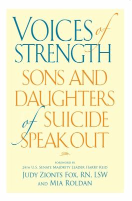 Voices of strength  sons and daughters of suicide speak out