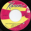 Bettye LaVette - What My Condition Is In