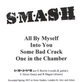 S*M*A*S*H - All By Myself