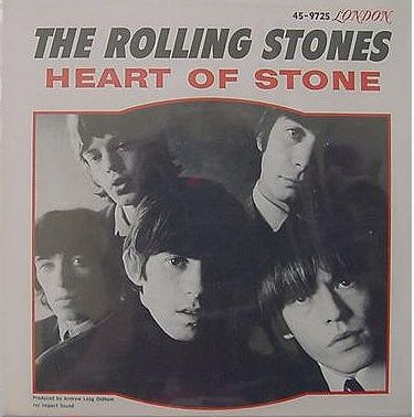 The Rolling Stones - Heart Of Stone
