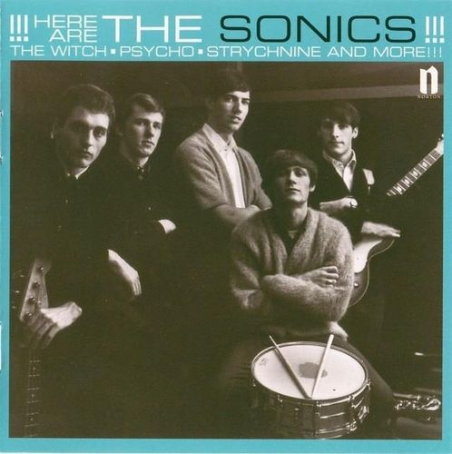 The Sonics - Strychnine