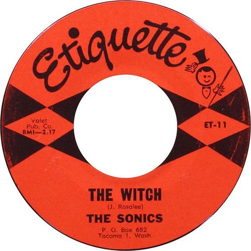 The Sonics - Witch