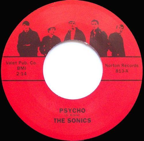 The Sonics - Psycho