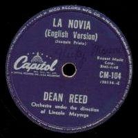 Dean Reed - La Novia (Versión En Inglés You By My Side)