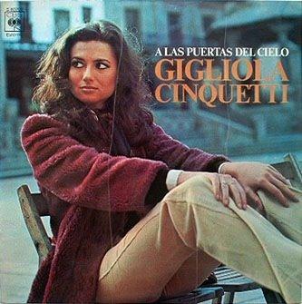 Gigliola Cinquetti - A Las Puertas Del Cielo