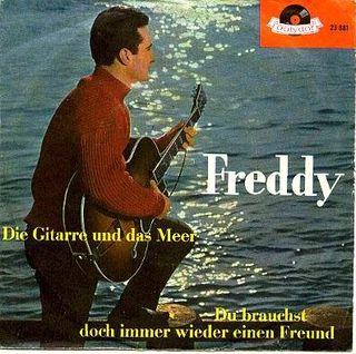 Freddy Quinn - Die Gitarre Und Das Meer (La Guitarra Y El Mar)