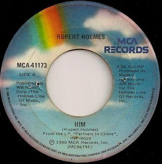 Rupert Holmes - Him (Versión Single)