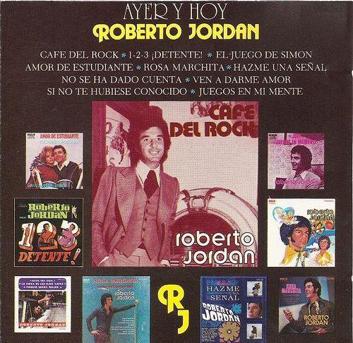Roberto Jordán - 1,2.3, Deténte