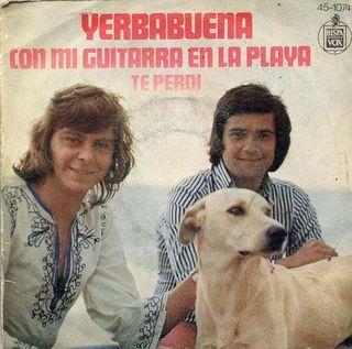 Yerbabuena - Con Mi Guitarra En La Playa